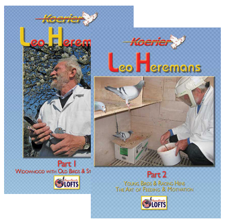 Leo Heremans DVD offer