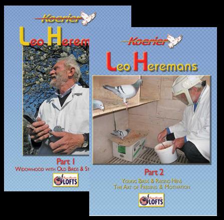 Leo Heremans DVD offer