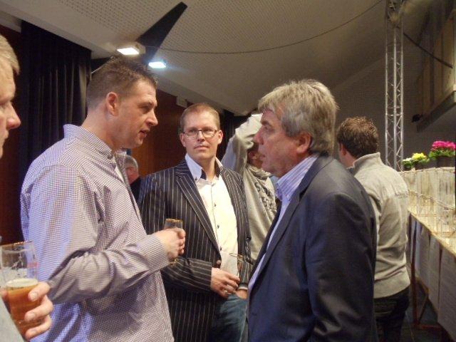 Peter van der Merwe the Dortrecht Champion...