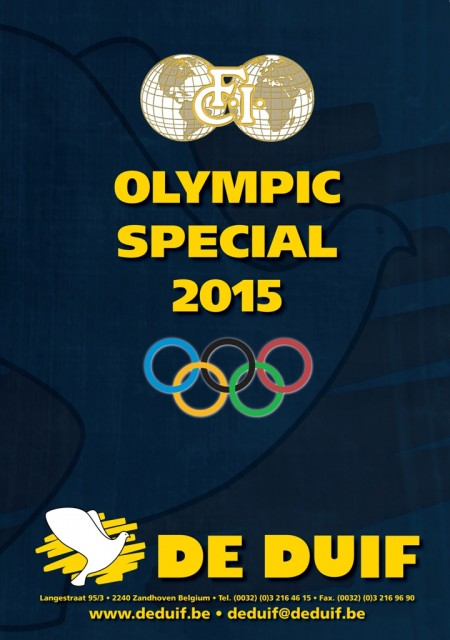 Olympic Special Cover